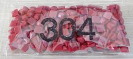 nr. 304 Christmas Red - MED