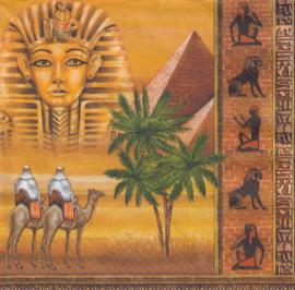 Egypte, servet
