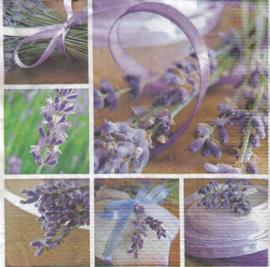 Lavender, servet