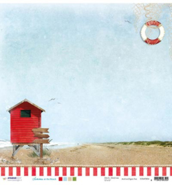 Summer at the Beach, Scrapbook