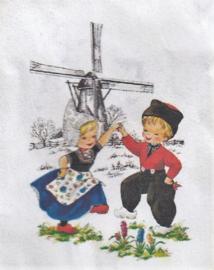 Diamond Painting, Hollandse afbeelding
