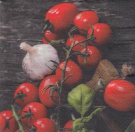 Fresh Tomatoes, servet
