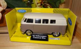 Volkswagenbusje Classic, beige