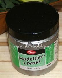 Sillver Metalic, Moddelier Crème