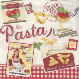 Home collection Pasta, servet