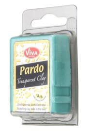 Aqua Transparent, Pardo Clay