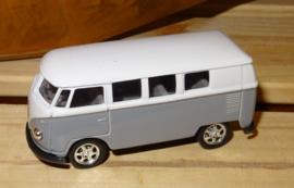 Volkswagenbusje Classic mini, grijs