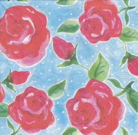 Sweet roses, servet