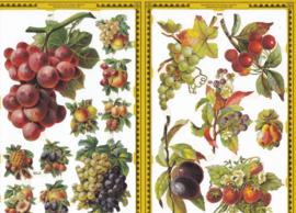 Druiven, poëzieplaatje Golden serie
