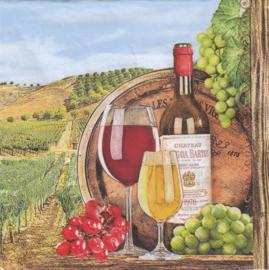 Toscany Winegard, servet