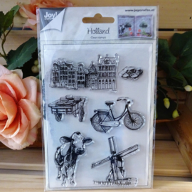 Holland, Clear Stamps