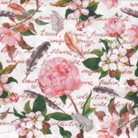 Roses, servet