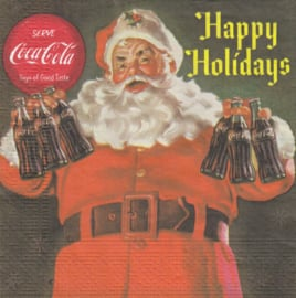 Happy Holidays, Coca Cola Licentie