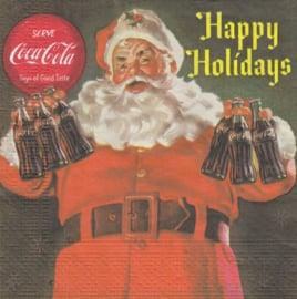 Happy Holidays, Coca Cola Licentie