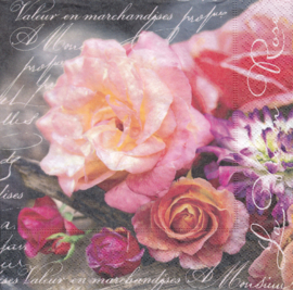 La Vie en roses, servet