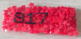 nr. 817 Coral Red - VY DK