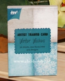 Paper Block, Winter Whises