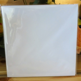 Envelop, wit
