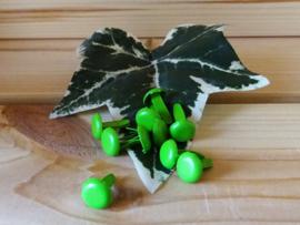 Groen, splitpennen