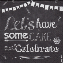 Celebrate, servet