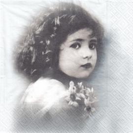 Vintage Girl, servet