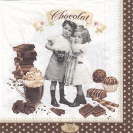 Chocolate, servet