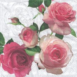 Rose blossom, servet