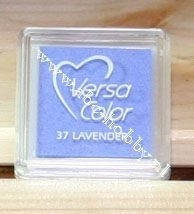 Lavender, stempel inkt