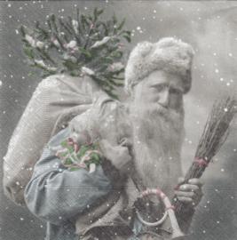 Santa, servet