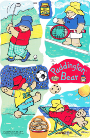 Paddington Bear, poëzieplaatje Mamelok