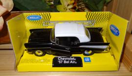 Chevrolet Bel Air, zwart