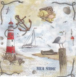 Sea Side, servet