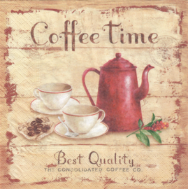 Coffee Company, servet