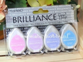 Brilliance, stempel inkt