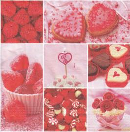 Red Sweets, servet