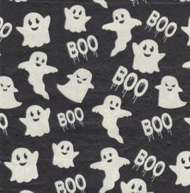 Boo, servet