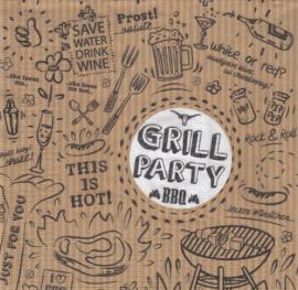 Grill & Party, servet