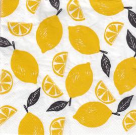 Lemons, servet