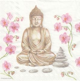Boeddha, servet