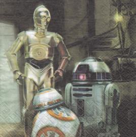 Star Wars, servet