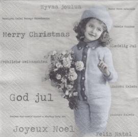 Christmas Girl, servet