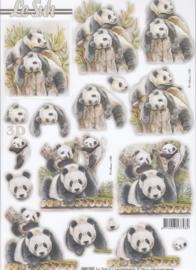Panda, 3d stansvel Le Suh