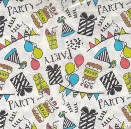 Let's Party, servet