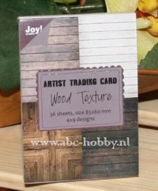 Paper Block, Wood Texture