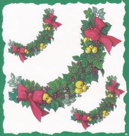 Kerststuk, Decorvloei