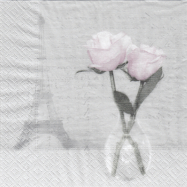 Roses  Paris, servet