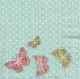 Butterfly, servet