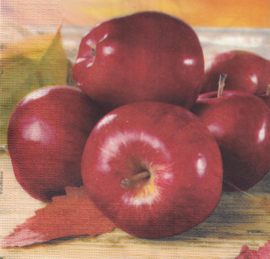 Red Apples, servet