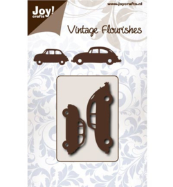 Fiat & Beetle, Flourishes, JoyCrafts