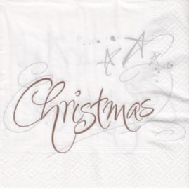 Christmas, servet